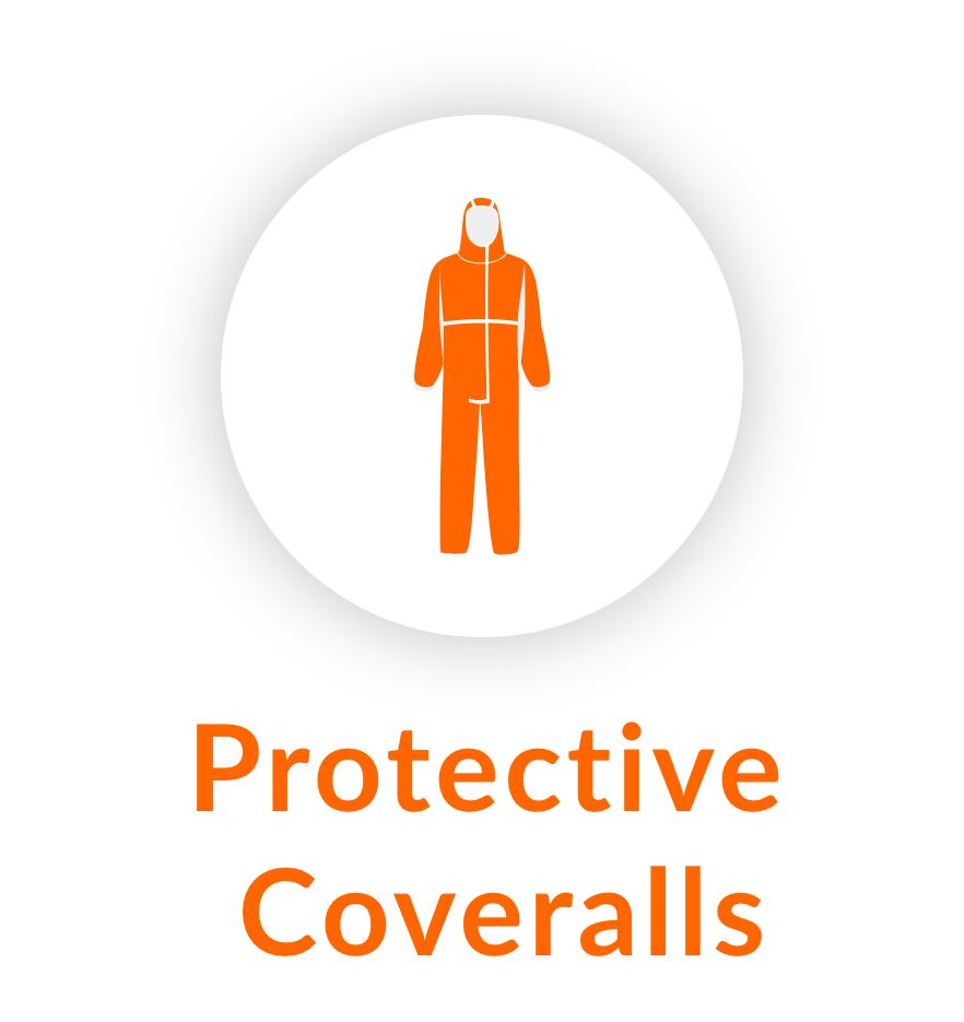 Product Category Protective Coveralls
