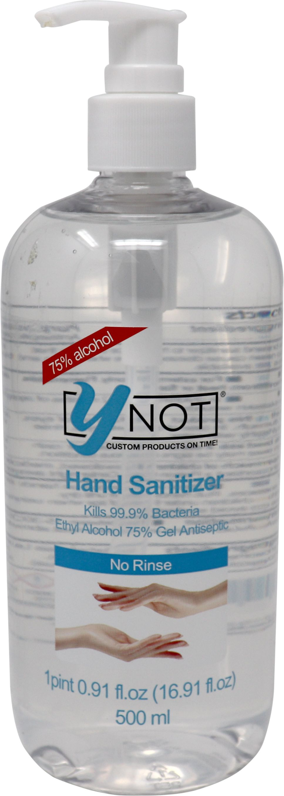 Hand Sanitizer - 500 ML $3.43 ea (Pack of 24)
